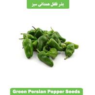 بذر فلفل همدانی سبز